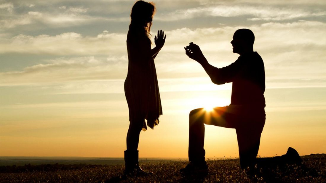 5 интересни идеи за брачни предложения